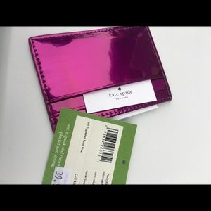 KATE SPADE card holder case bajarose ranier lane